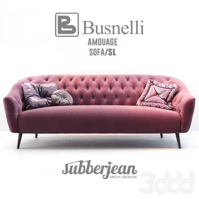 Busnelli Amouage Sofa SL