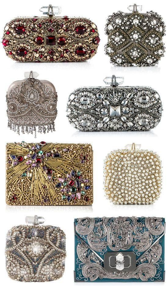 Vintage Clutches Purses 55
