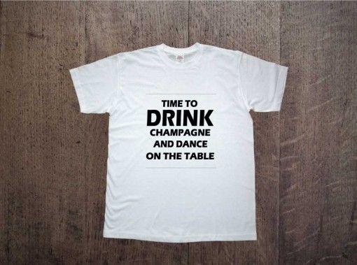 time to drink drinking shirt Zapraszamy na www.ddshirt.pl men t-shirt koszulka męska moda odzież fashion
