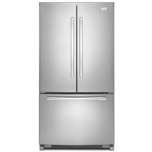 Whirlpool GX5FHDXVY Gold 24.8 Cu. Ft. Stainless Steel French Door Refrigerator - Energy Star - Best Deal Amazon Shop
