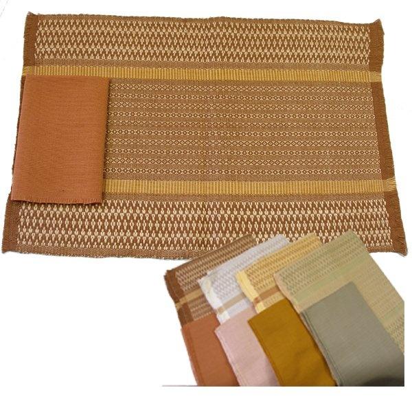 Maya Placemat/Napkin Set