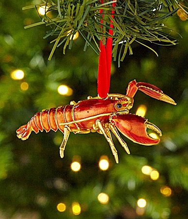 Dillards Trimmings 45 Lobster Ornament #Dillards | It's Beginning To Look A  Lot Like Christmas | Pinterest | Ornaments, Christmas Ornaments and  Christmas - Dillards Trimmings 45 Lobster Ornament #Dillards It's Beginning To
