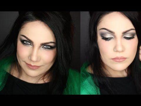 Amy lee - My heart is broken | piano scene makeup tutorial #amyleemakeup #amylee #makeup