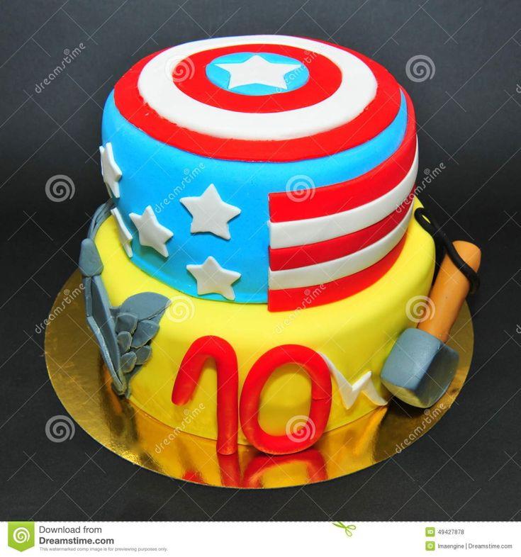 30 pretty image of thor birthday cake countrydirectory