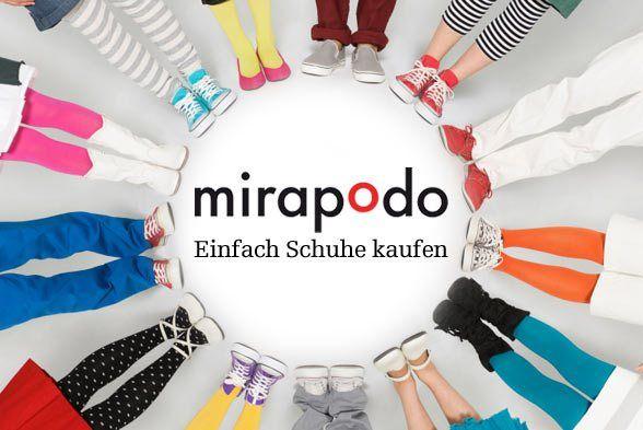 Einen Rabatt für Schuhe bei Mirapodo über 10 Euro gibt es derzeit bei http://www.gutscheinrabatt.eu/mirapodo-gutschein.htm