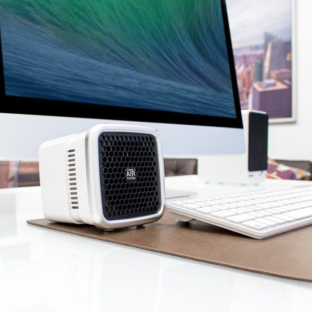 Create a clean personal space at your home or office devoid of harmful dust particles or bad odors with the Satechi USB Portable Air Purifier and Fan.