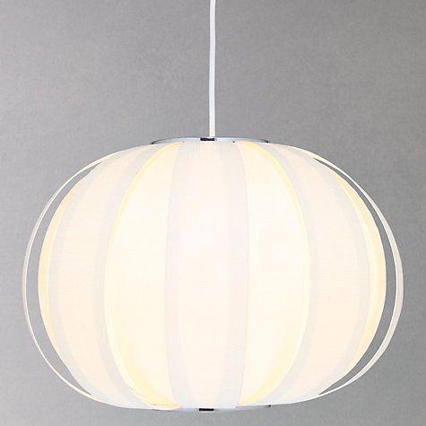 Buy John Lewis Easy-to-fit Sumet Panels Ceiling Shade Online at johnlewis.com