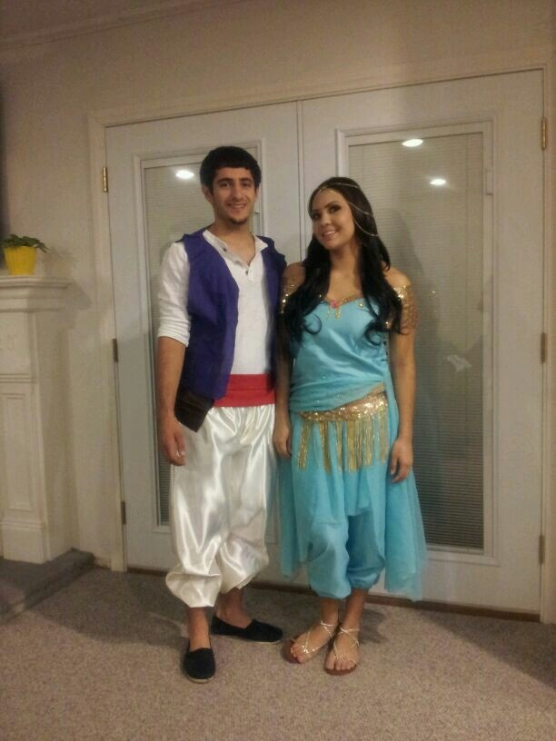 17 best halloweene images on pinterest carnivals costumes and homemade aladdin costumes solutioingenieria Choice Image