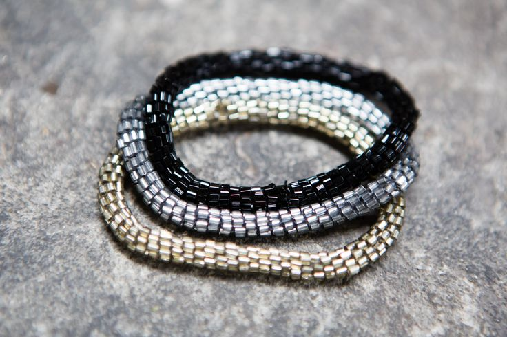 Bracelets #gold #silver #black #bybar #bybaramsterdam #jewelry #collection2015
