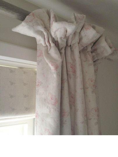 Curtains Georgian Roses by Peony & Sage