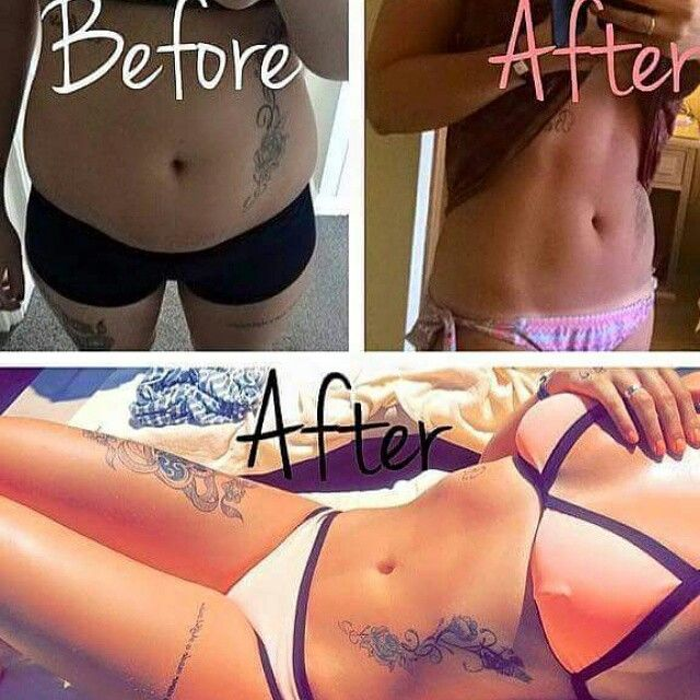 Want that summer body? Do you want to tone up well i have something for you. Look at these results. This is just inspirational. Get in contact with me to find out more.