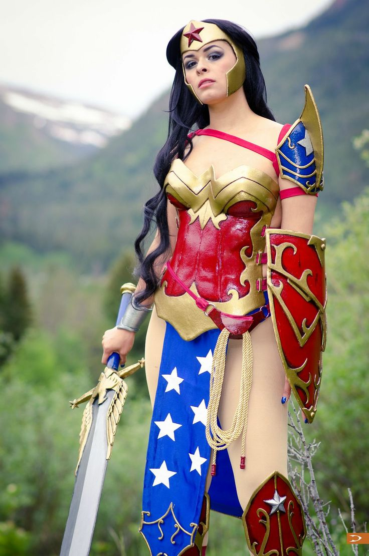 Amecomi Wonder Woman Cosplay  Dc Cosplay Wonder Woman -7844