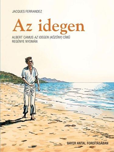[0%/0] Képregény Albert Camus Az idegen (Közöny) című regénye nyomán Albert Camus azonos című regényének adaptációja a gyűjtők számára is értékes lehet. A művet Bayer Antal műfordító, a Magyar Képregénykiadók Szövetségének elnöke ültette át magyar nyelvre. A francia mester klasszikusa egy Meursault nevű algíri francia hivatalnokról szól, aki elkövet egy gyilkosságot, el is ítélik miatta. Meursault büntetése halál, a regény pedig a büntetés előtti börtönnapjait tárgyalja. A végkifejlet nem…