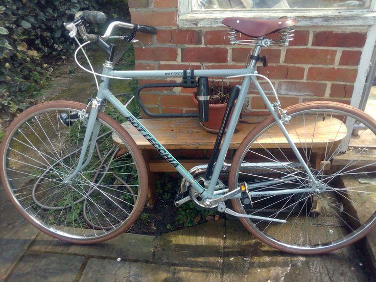 Bicycle:Bottecchia retrò citybike,used 1 year after restoration