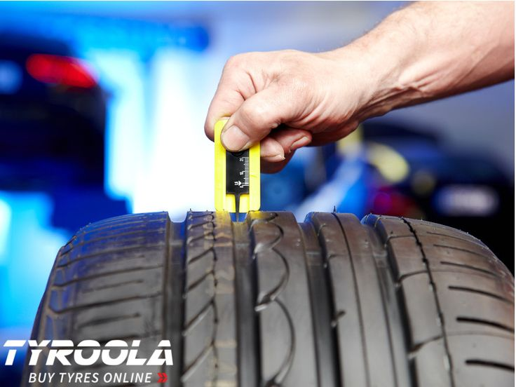 Although the legal min. tread depth in Australia is 1.5, we recommend to change your tyres earlier.  #tyroola #thinktyroola #SaveMoney #TyreUp #happyfriday