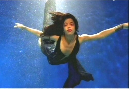 hype williams aaliyah rock the boat - Google Search