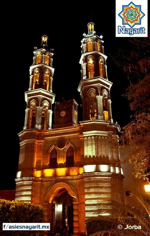 Tepic, Nayarit, Mexico  Cathedral