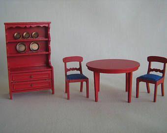 Lundby vintage Svezia in miniatura Dollhouse mobili cucina