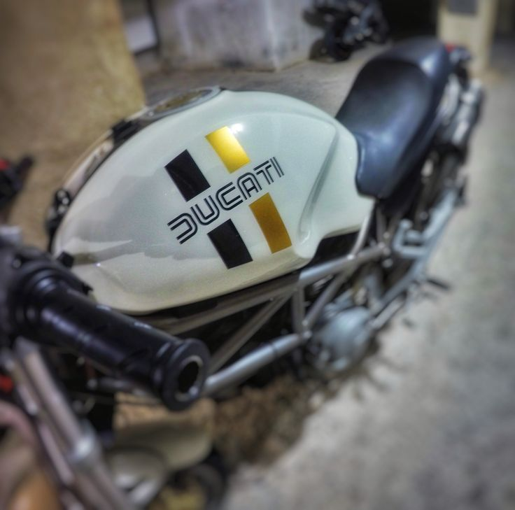 Ducati monster 620  One of a kind
