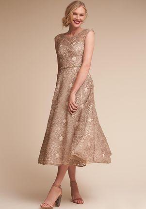 512e422bdad9 BHLDN (Mother of the Bride) Presley Dress Champagne Mother Of The Bride  Dress