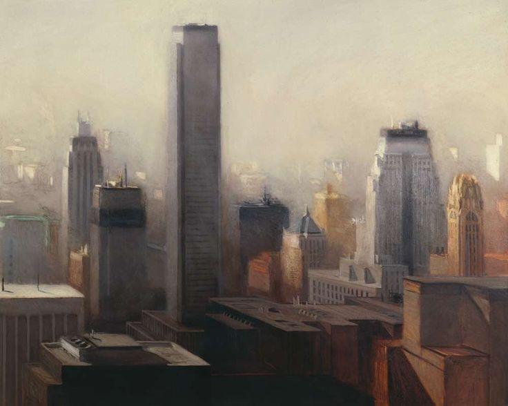 Eastern City by Richard Bunkall