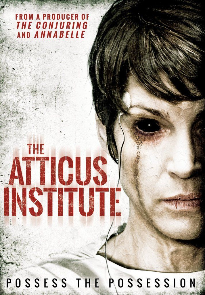 Anchor Bay and Chris Sparling's The Atticus Institute (2015) movie looks really good or at least interesting. I saw the trailer and found that it really peaked my interests. It is always great to see when a movie mixes demons, the paranormal and government conspiracies/experiments together. The military try to weaponize these supernatural abilities but we all know how that turns out, I am really interested in the journey though. Starring in The Atticus Institute are Julian Acosta, Anne ...