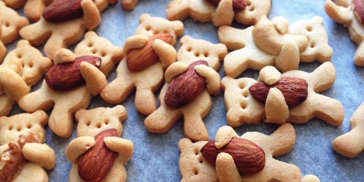 Teddy Bear Cookies Are As Cute As Baked Goods Get