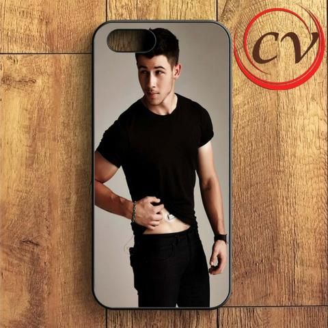 Nick Jonnas iPhone 5 | iPhone 5S Case