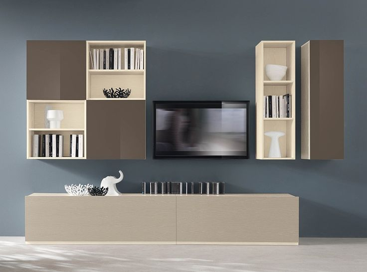 Contemporary Wall Unit VV 3929 - $2,735.00