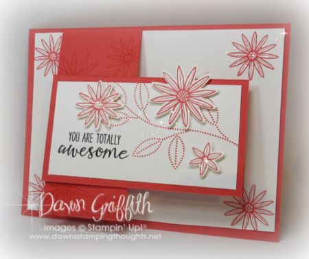 Flap card with Grateful Bunch video