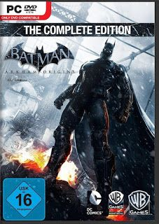 Full PC Games - Direct Links: Batman Arkham Origins The Complete Edition RePack