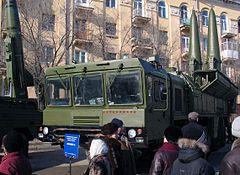 Russia deploys nuclear-capable missiles near border of European Union members Poland & Lithuania