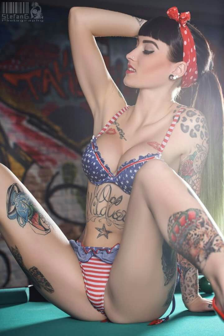 Image Result For Sexy Women With Tattoos  Girls -1150