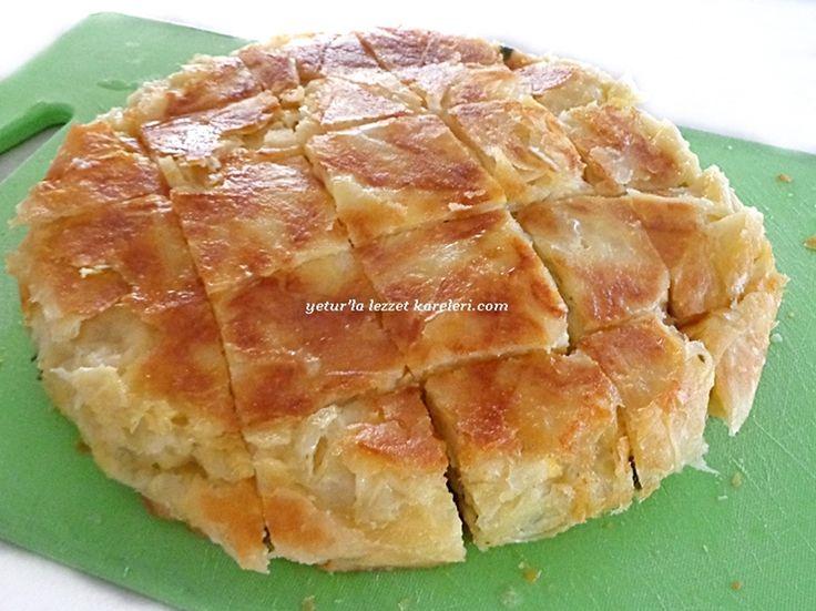 2006 yılında tarif defteri yemek formunda işte börek bu adlı nefis bir börek ve aynı başlık altında su böreği versiyonunun tarifinide...
