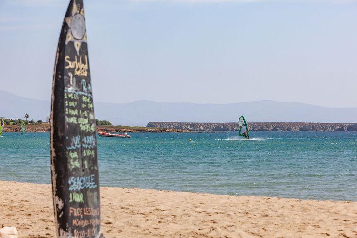 Golden Beach (Chrissi Akti): Paros, Greece - Vivere Travel