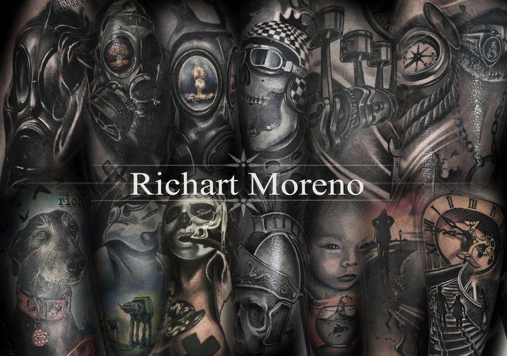 TATUAJES BY RICHART MORENO MONOCROMO EN CONSILIUMTATTOO TATOO TATTOO TATU TATTO Julio 12, 2017 Consilium Tattoo Color 2015, 2016, 2017, barcelona, black and grey, brazo tatuado, brazos tatuados, catrina, color, consilium, consilium tattoo, consiliumtattoo, consiliun tattoo, grises, ink, mejores tatuajes, monocromatic, monocromatico, monocromo, motor, ojo de ra, ojo tattoo, realismo, realista, retrato, richart, richart moreno, richart_tattoo, studio, tarragona, tatoo, tatto, tattoo, tattoo…