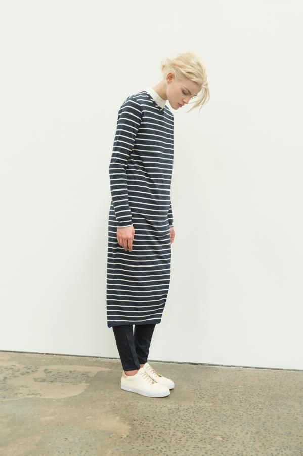 The Laight Long Sleeve Dress by C&M CAMILLA AND MARC