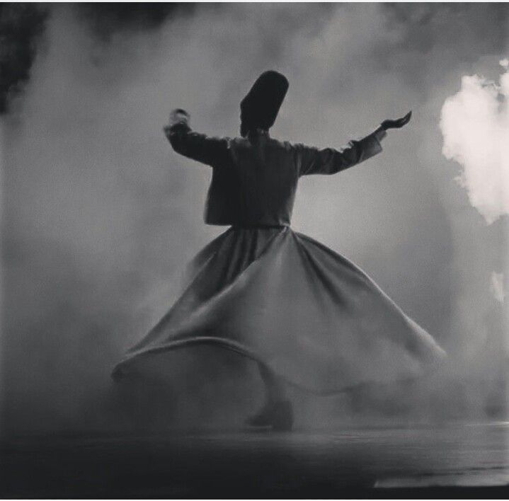 Sufi dancing Tolga Aktekin