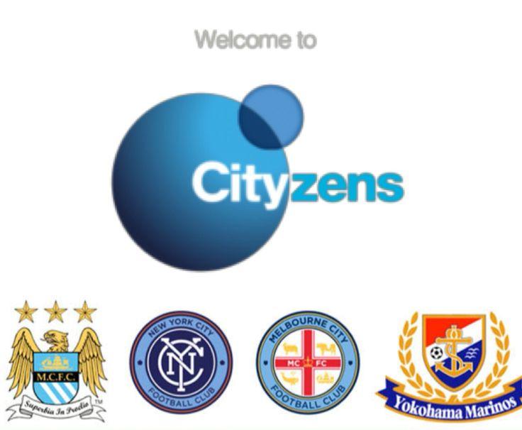 Cityzens Manchester City FC #MCFC New York City FC #NYCFC Melbourne City FC #Melbourne