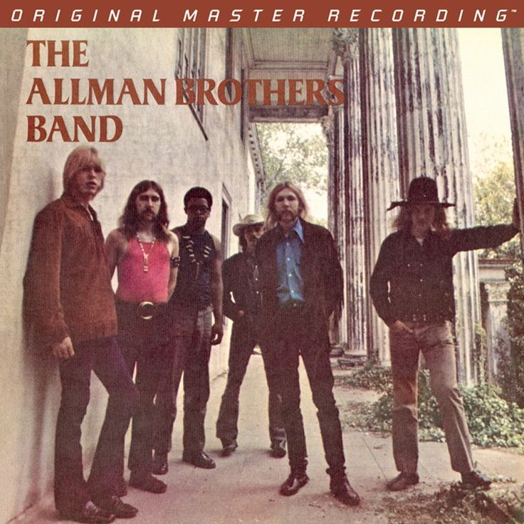 THE ALLMAN BROTHERS BAND - THE ALLMAN BROTHERS BAND (NUMBERED LIMITED EDITION 180G Vinyl LP)