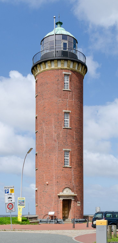 Hamburger Leuchtturm – Cuxhaven, Nordsee, Germany