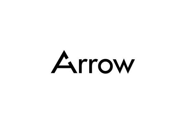 Arrow | Logo Design | Negative Space.
