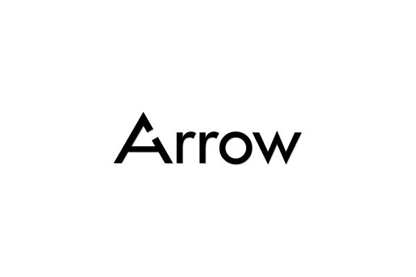 Arrow | Logo Design | Negative Space