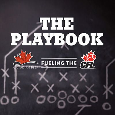 """""""Healthier T#ailgating"""" featuring #Canada #Beef's #CFL Playbook #CDNbeefFuelingTheCFL"""