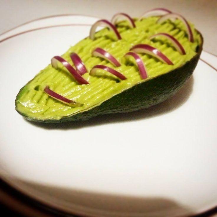 """Guacamole"" Ricetta vegan di Golosi&Vegani"