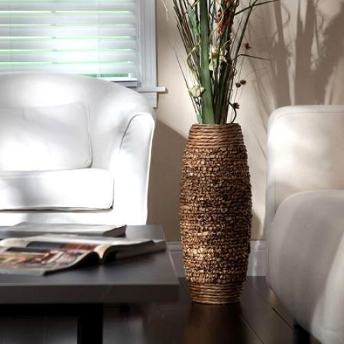 1000 ideas about floor vases on pinterest metal vase for Home decor vases