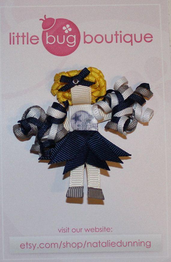 dallas cowboys nfl custom cheerleader