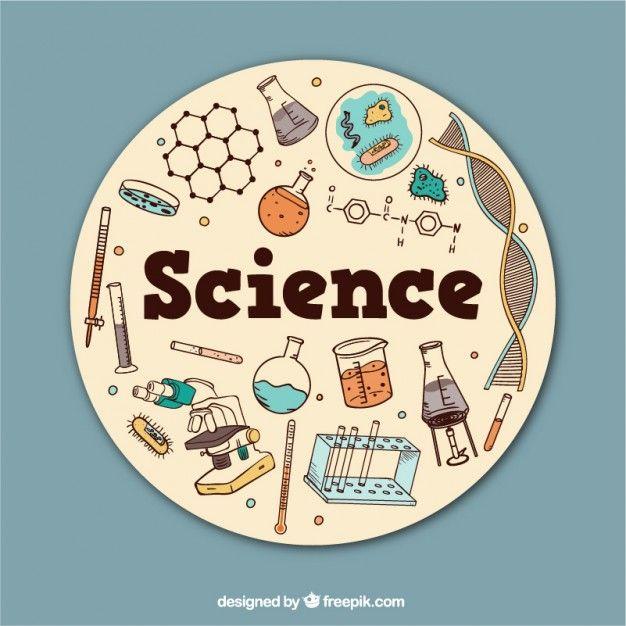 Science Equipment Free Vector