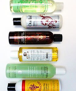 Top 20 Gentle Clarifying Shampoos. As usual, I cannot promise these are all CG friendly.
