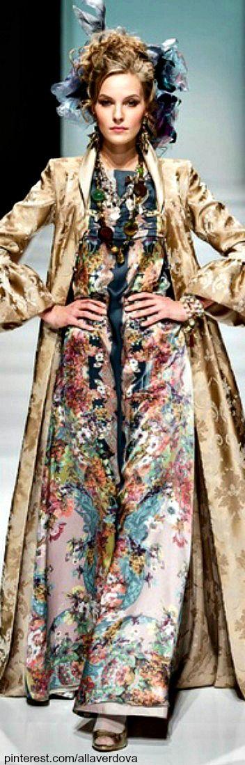 Russian designer Slava Zaitsev | The House of Beccaria#